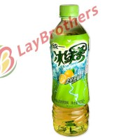TUNG I ICE GREEN TEA  统一冰绿茶  500ML   91013